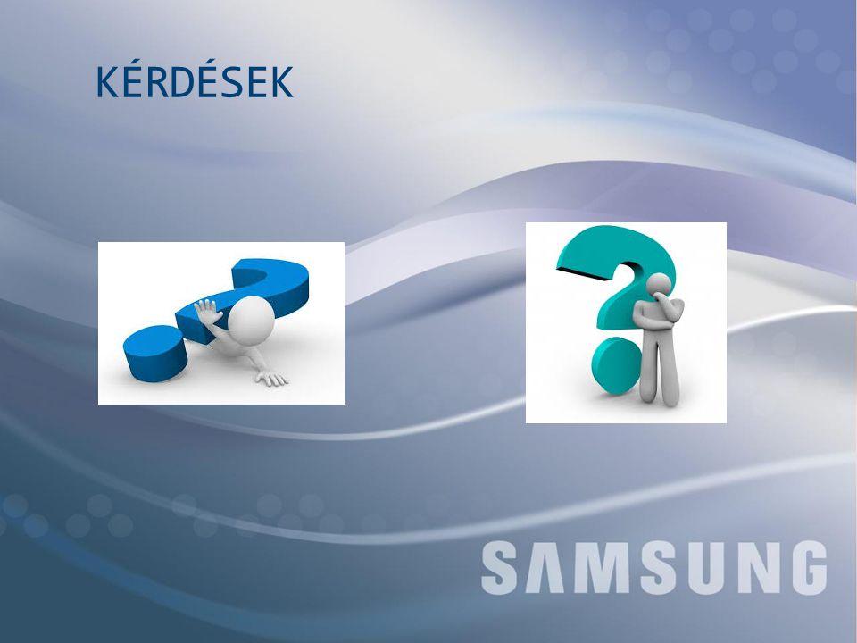 Extra szoftverek  Extra szoftverek: Dropbox, Diktafon, Fájlböngésző, Samsung Apps, Samsung Hub, Samsung Link, Watchon, S-Voice, S-Fordító, Optikai ol