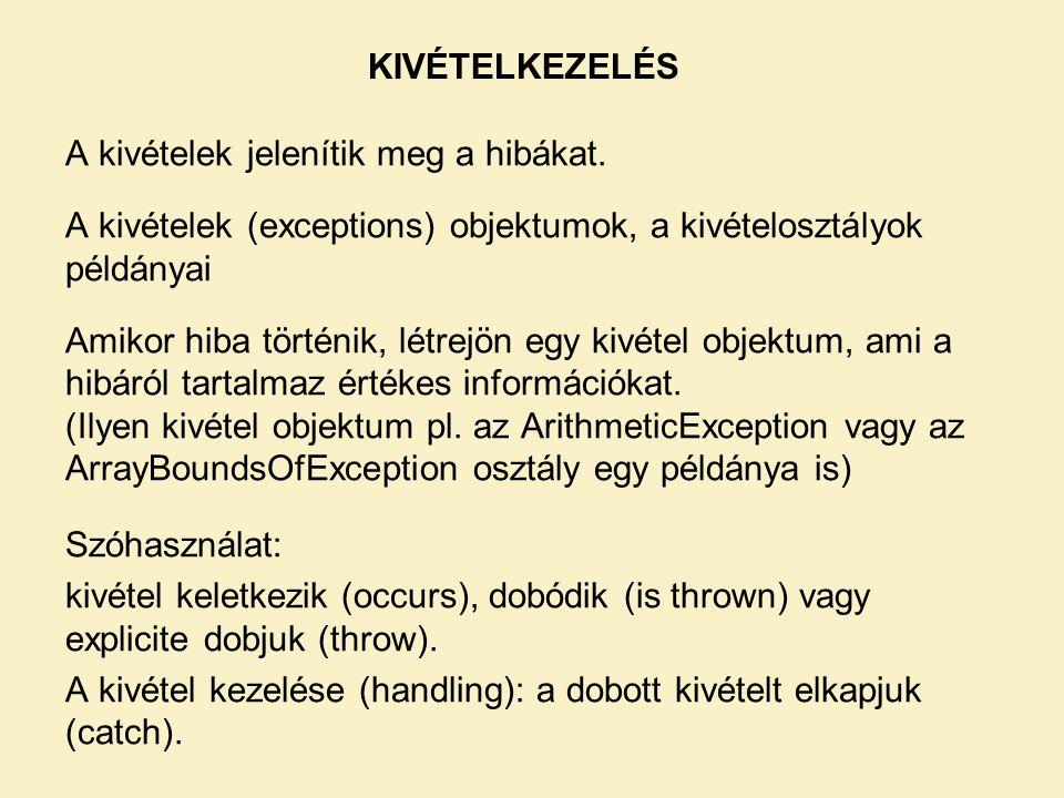 Error: rendszerhiba Exception: kivétel nem kezelhető kezelhető!!!!!!.