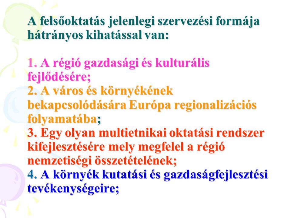 Évtizedes összefogás, munka eredménye a Tartományi alapítású állami Magyar Tannyelvű Tanítóképző Kar létrehozása az Újvidéki Egyetem keretein belül – 2006 január 31-től Szabadkán - a hallgatók beiratkozása 2006/07 (kb.