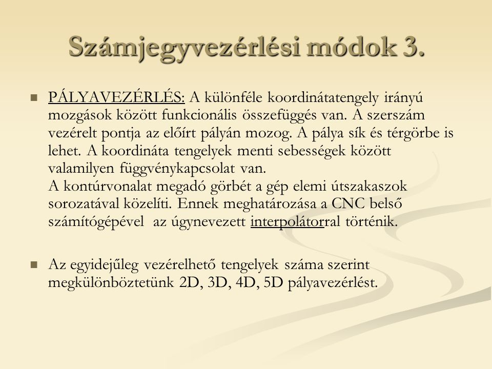 Automatikus geometriai számítások 1.Letörés (,C) G1 X..(x 2 )..