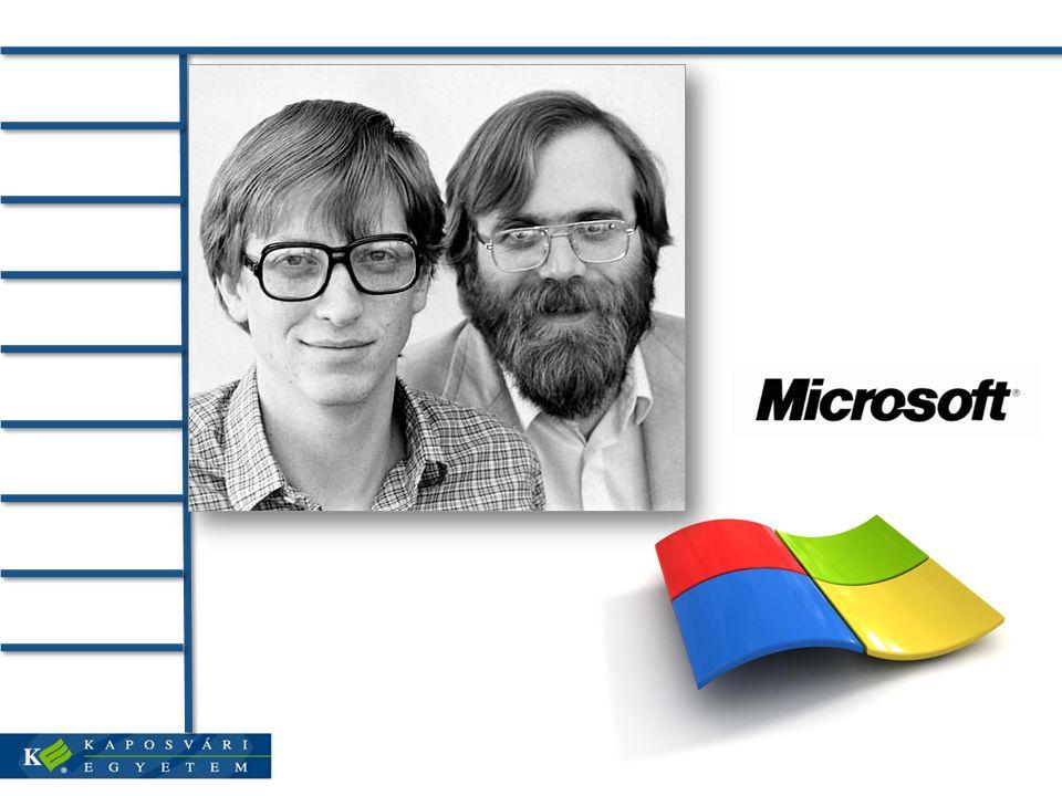 A Microsoft története 1981