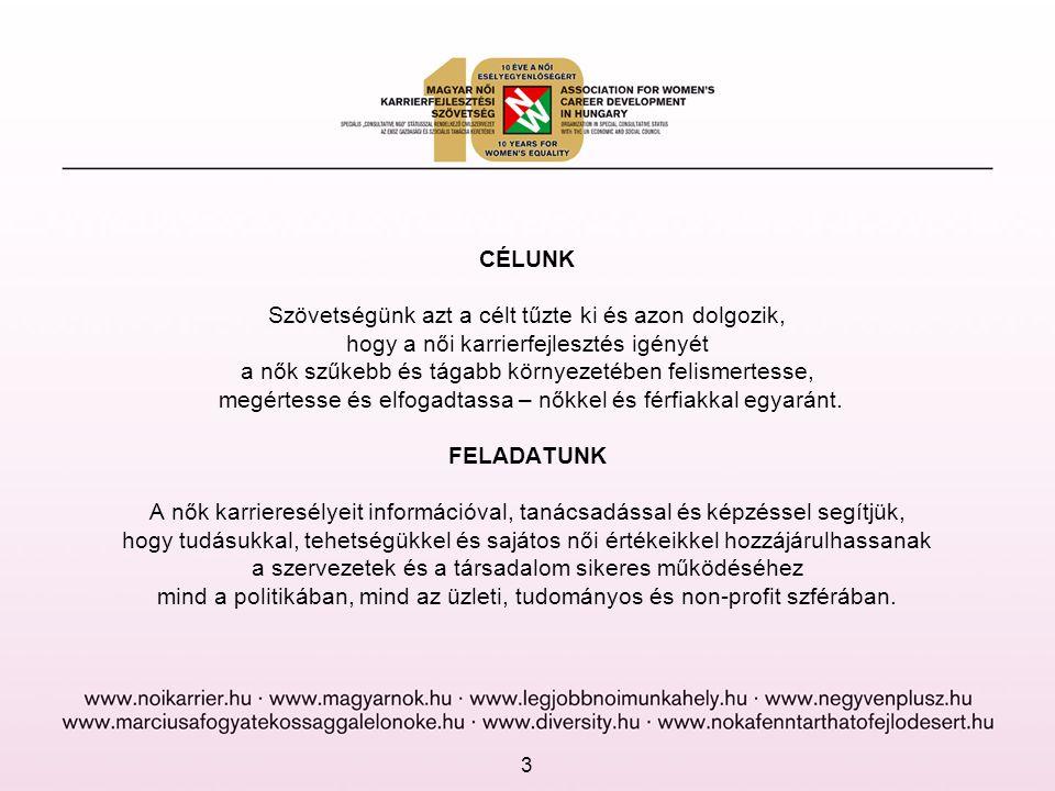 14 MNKSZ A MÉDIÁBAN A magyar és nemzetközi média rendszeresen beszámol a szervezet tevékenységéről, szervezetünk tagjai szakértőként gyakran szólalnak meg a hazai médiában 2013-ban: 13 rádióinterjú, 4 TV megjelenés, 100 internetes hivatkozás Rendszeres médiapartnereink