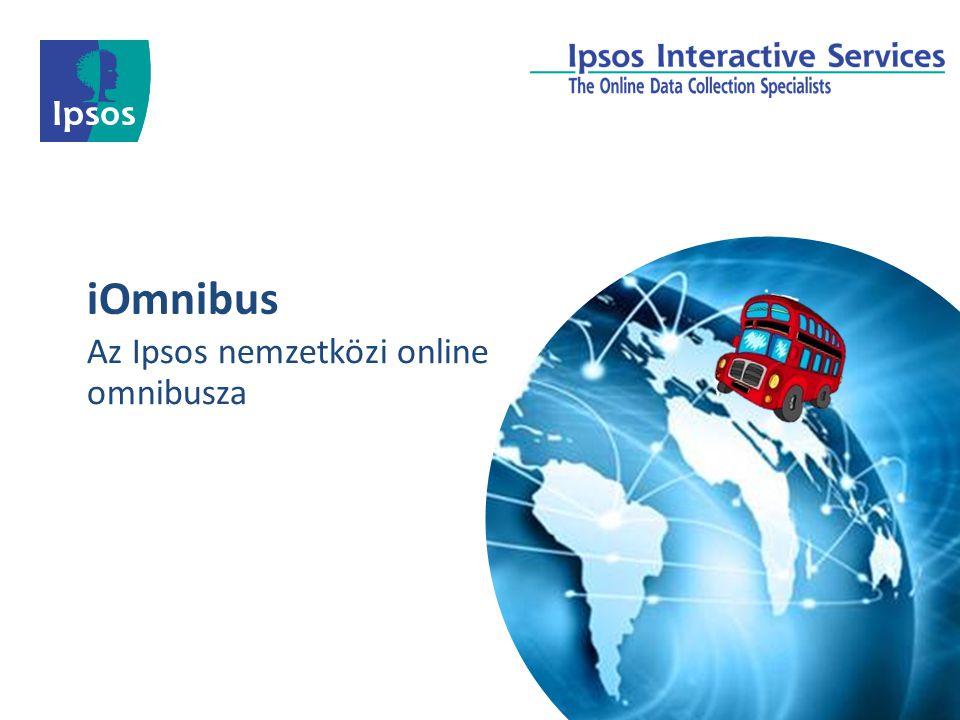 Tartalom 2  iOmnibus: az Ipsos nemzetközi online omnibusza  Minta és módszertan  Kérdéstípusok  Output  Árazás és ütemezés  Ajánlatkérés