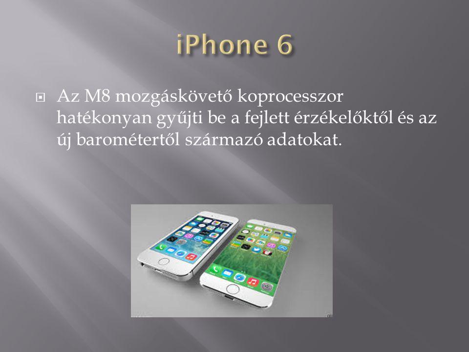 Az eddigi legnagyobb,és a legvékonyabb iPhone.