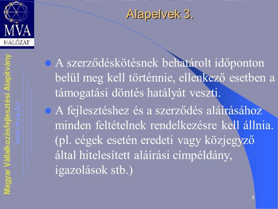 5 Alapelvek 3.