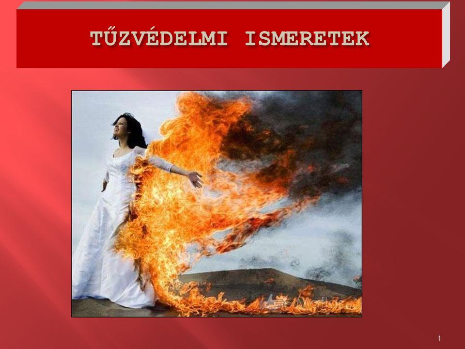  égési folyamat, amely veszélyt jelent az életre, testi épségre, anyagi javakra 2