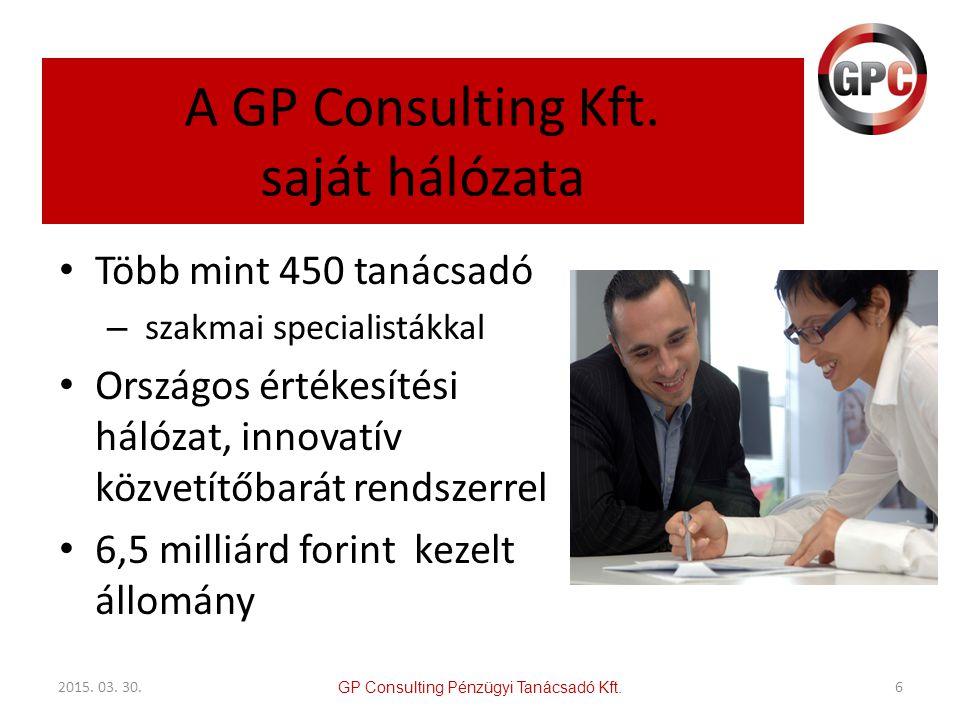 Együttműködés TÖOSZ- GPC 2015.03.