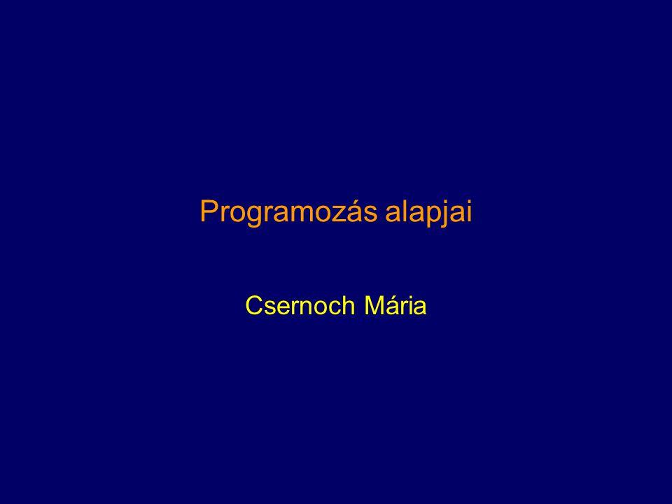 Kiíratás képernyőre main(){ printf( Elso ); } #include main(){ printf( Elso ); }