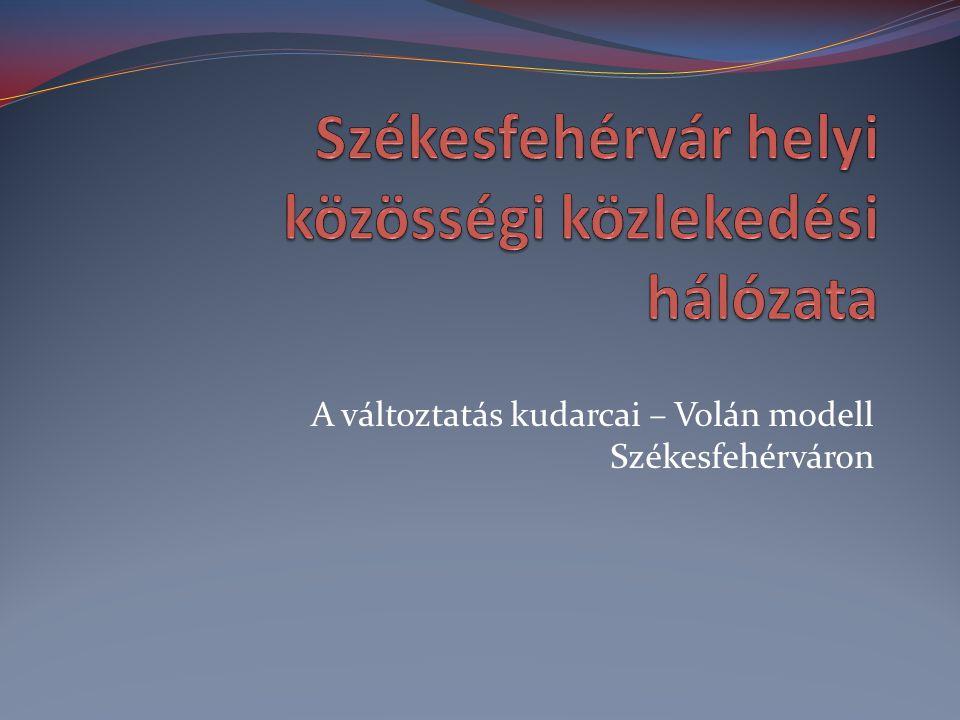 Szolgáltató Alba Volán Zrt.2001. január 1. - 2015.