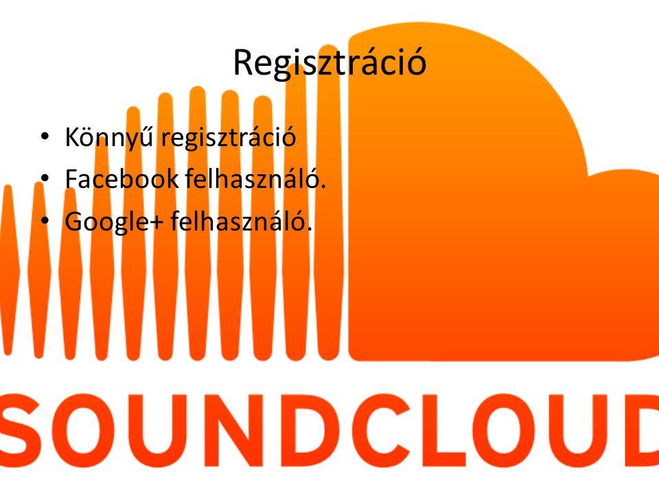 Regisztráció Könnyű regisztráció Facebook felhasználó. Google+ felhasználó.