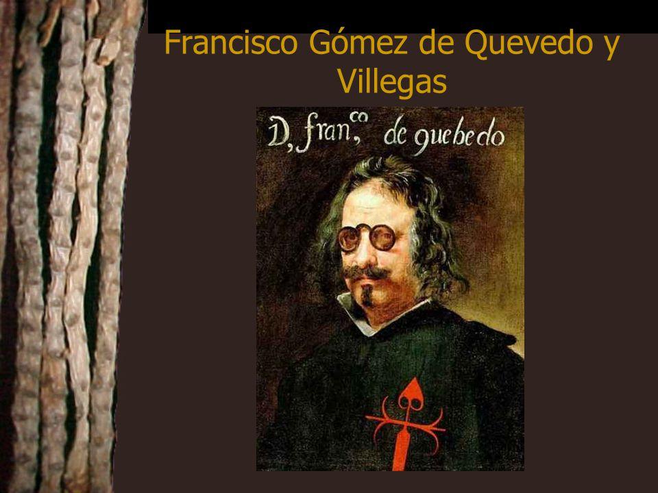 Francisco Gómez de Quevedo y Villegas