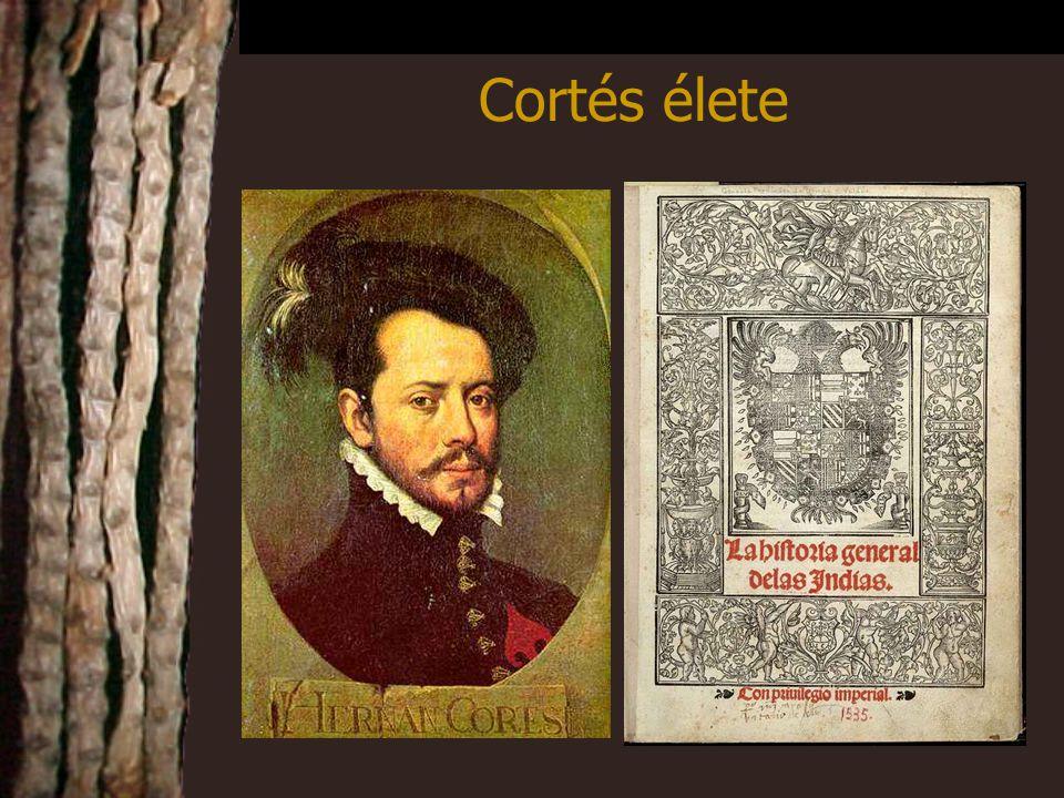 Cortés élete