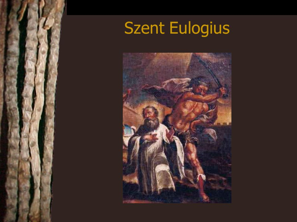 Szent Eulogius