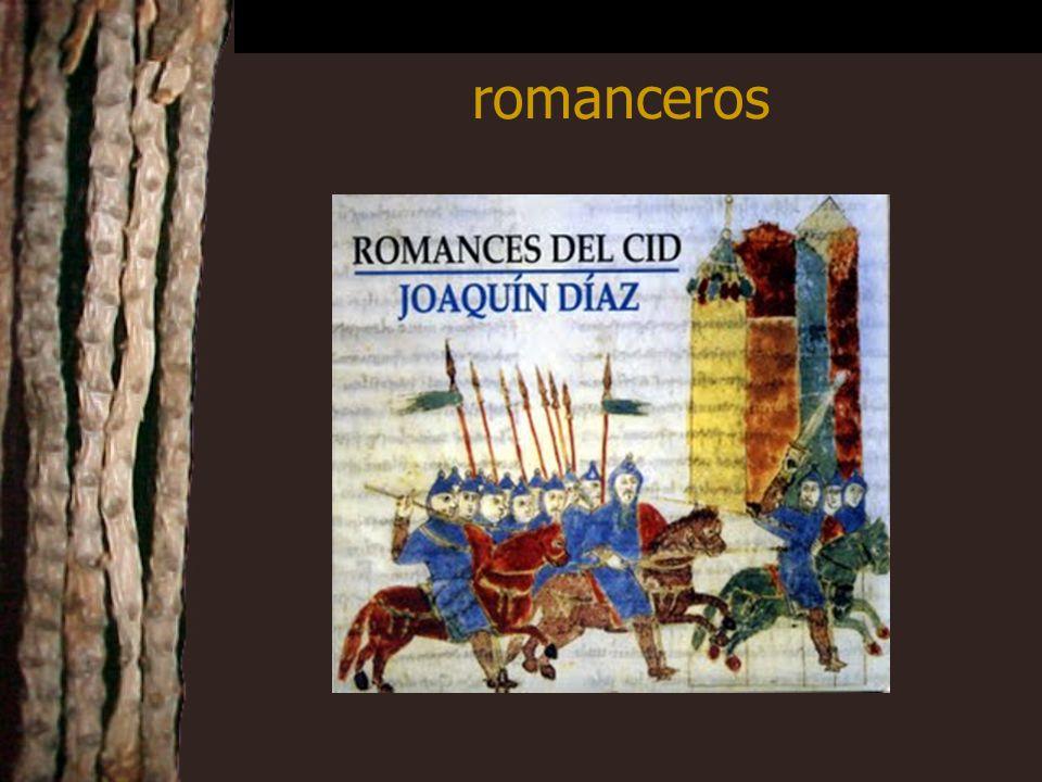 romanceros