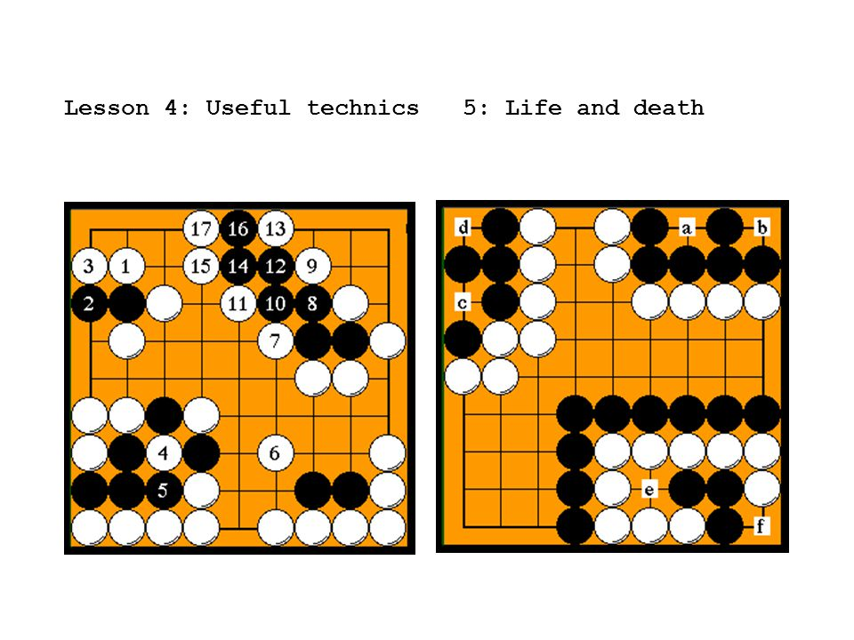 Összevetés más játékokkal - sakk ➢ Elvakult gó játékos : Úgy viszonyul a gó a sakkhoz, mint költészet a kettős könyveléshez ➢ Emanuel Lasker (1868-1941) német sakkozó: A gó egyszerűsége ellenére logikusabb a sakknál és játszásához több fantáziára, szabadabban szárnyaló képzeletre van szükség.
