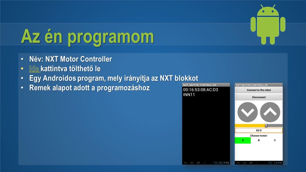 Ikonos megoldás Könnyű használni Könnyű használni Remekül elsajátítható a programozás logikája Remekül elsajátítható a programozás logikája Gyorsan megtanulható programok: Gyorsan megtanulható programok:  Ha ezeket megtanultuk, már lesz valami a kezünkben