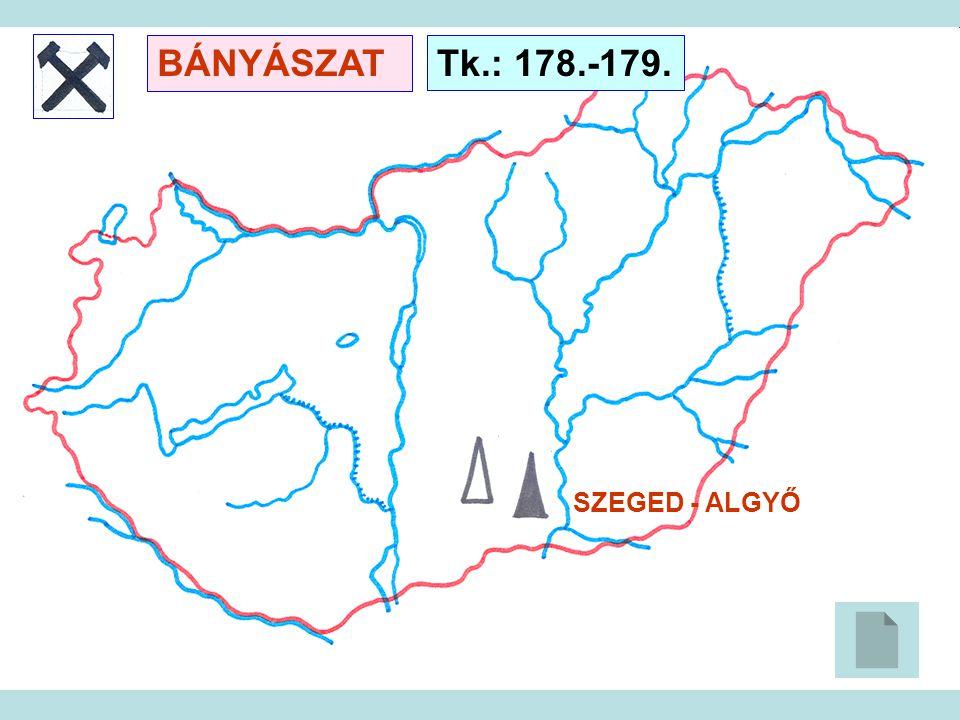 1.Dráva-melléke 2.Mohácsi-sziget 3.Sárköz 4. Solti-síkság 5.