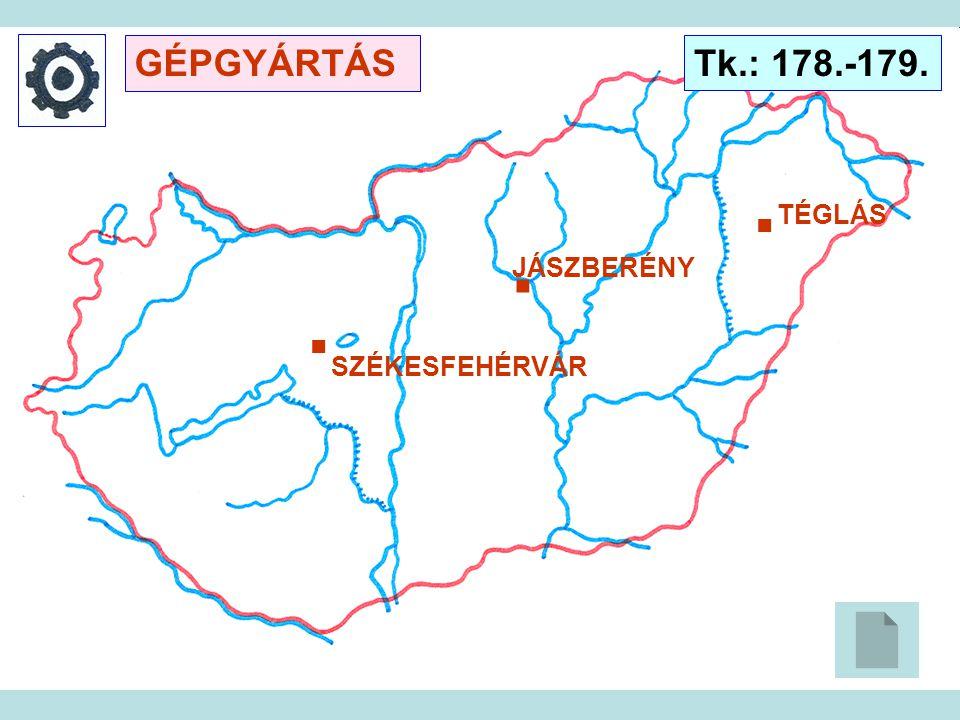VASKOHÁSZAT Tk.: 178.-179.. DUNAÚJVÁROS