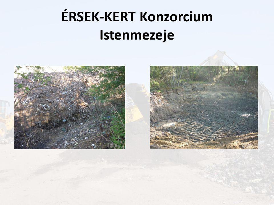 ÉRSEK-KERT Konzorcium Ecséd