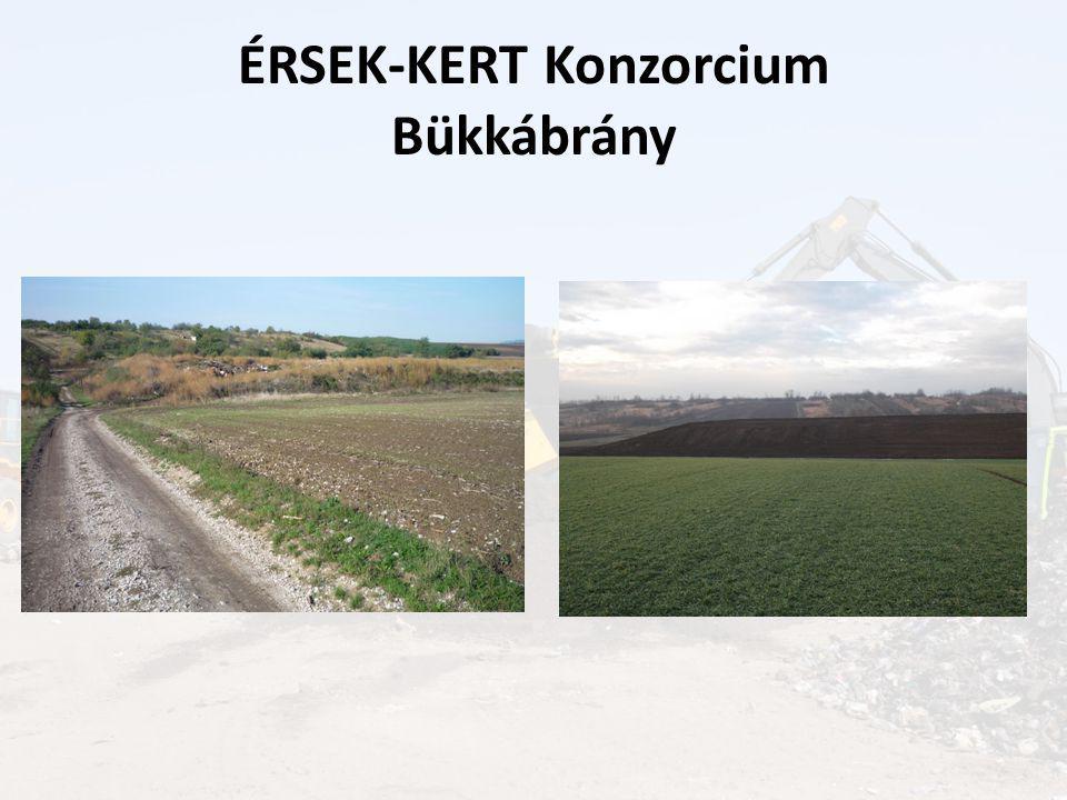 ÉRSEK-KERT Konzorcium Bükkábrány