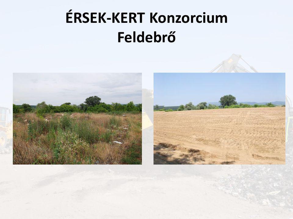ÉRSEK-KERT Konzorcium Feldebrő