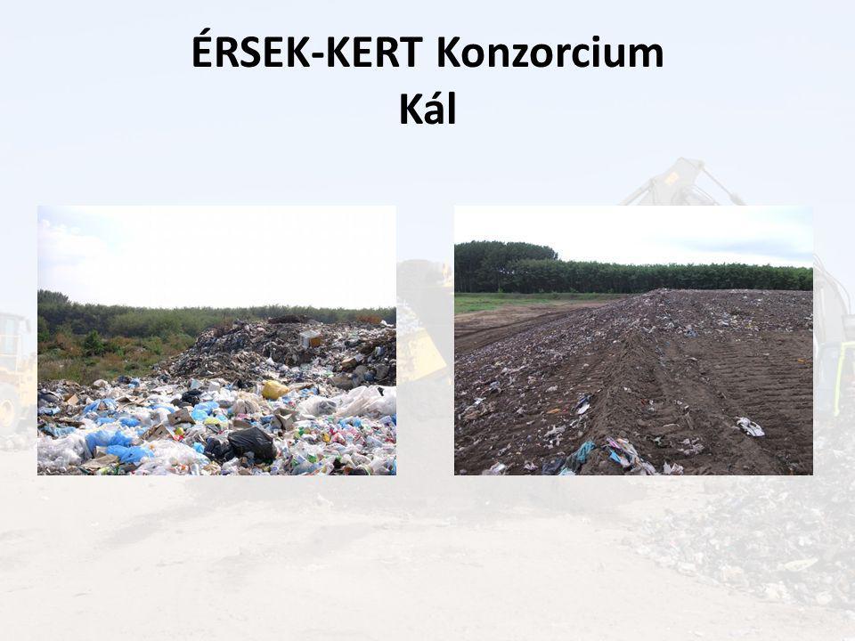 ÉRSEK-KERT Konzorcium Kál