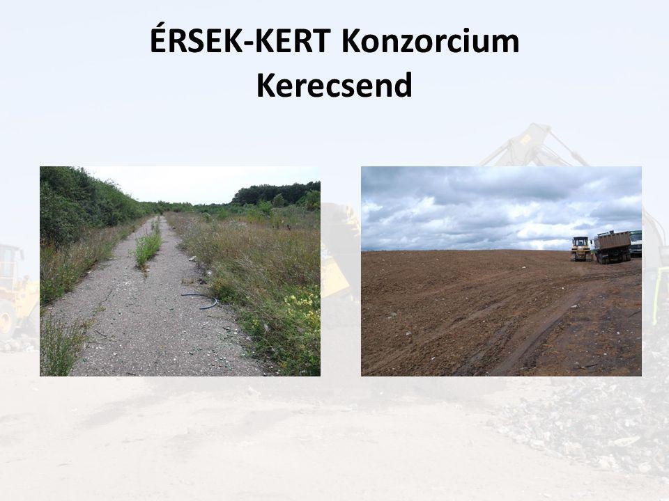 ÉRSEK-KERT Konzorcium Kerecsend