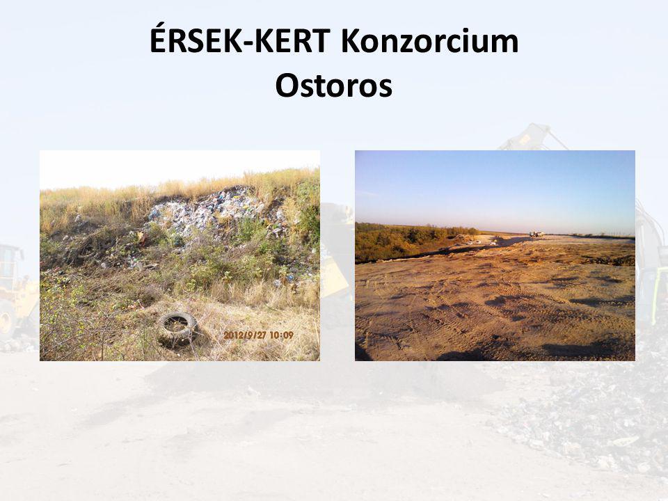 ÉRSEK-KERT Konzorcium Ostoros