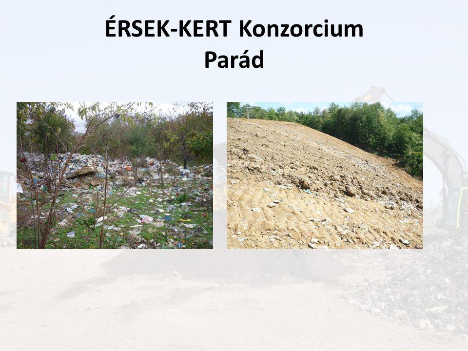 ÉRSEK-KERT Konzorcium Parád