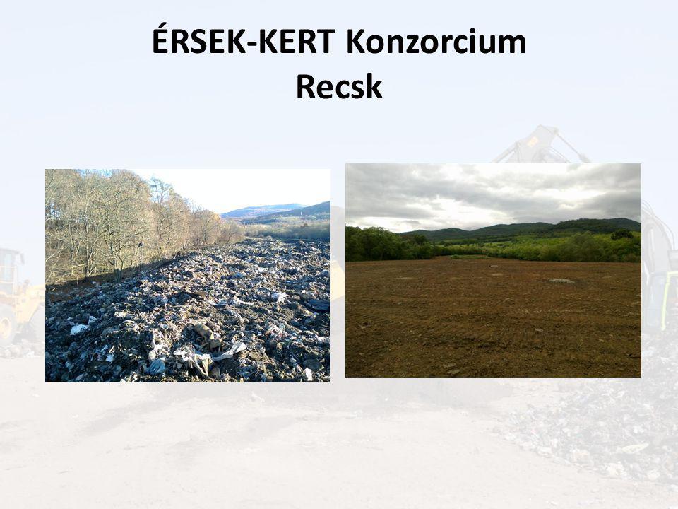ÉRSEK-KERT Konzorcium Recsk