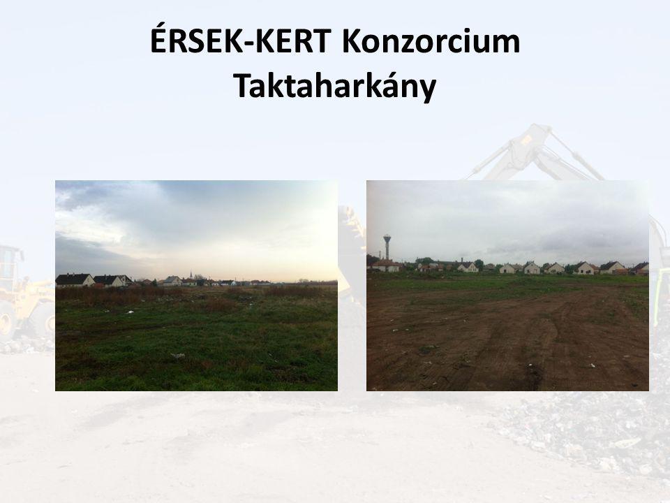 ÉRSEK-KERT Konzorcium Taktaharkány