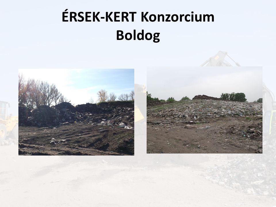 ÉRSEK-KERT Konzorcium Boldog