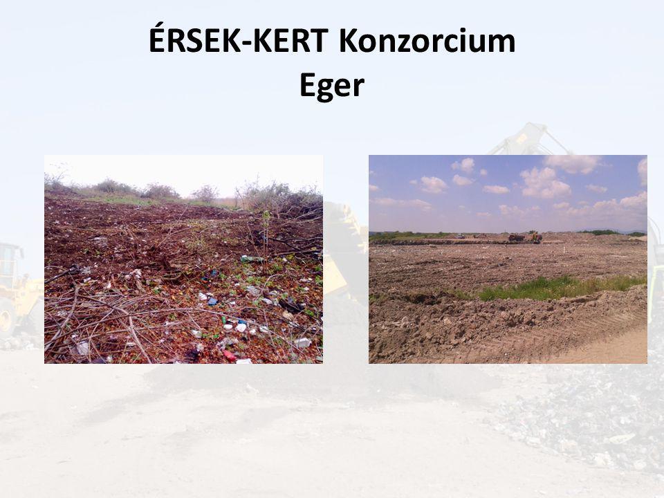 ÉRSEK-KERT Konzorcium Eger
