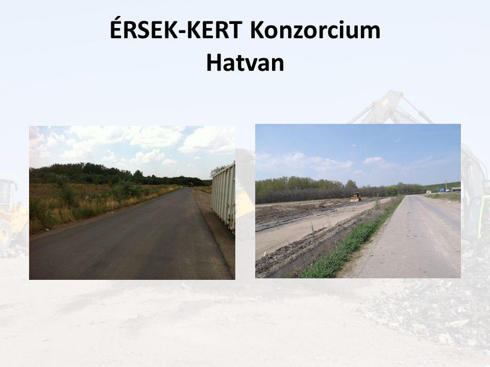 ÉRSEK-KERT Konzorcium Hatvan