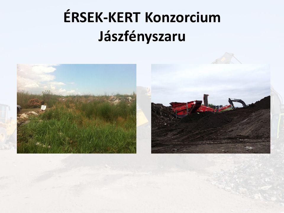 ÉRSEK-KERT Konzorcium Jászfényszaru
