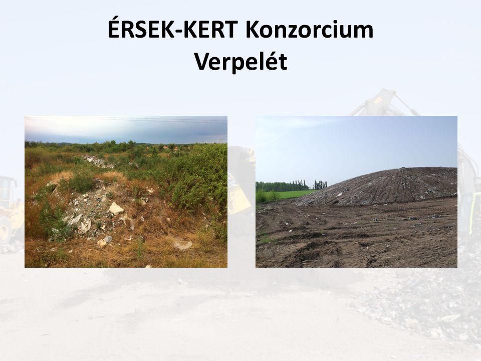 ÉRSEK-KERT Konzorcium Verpelét