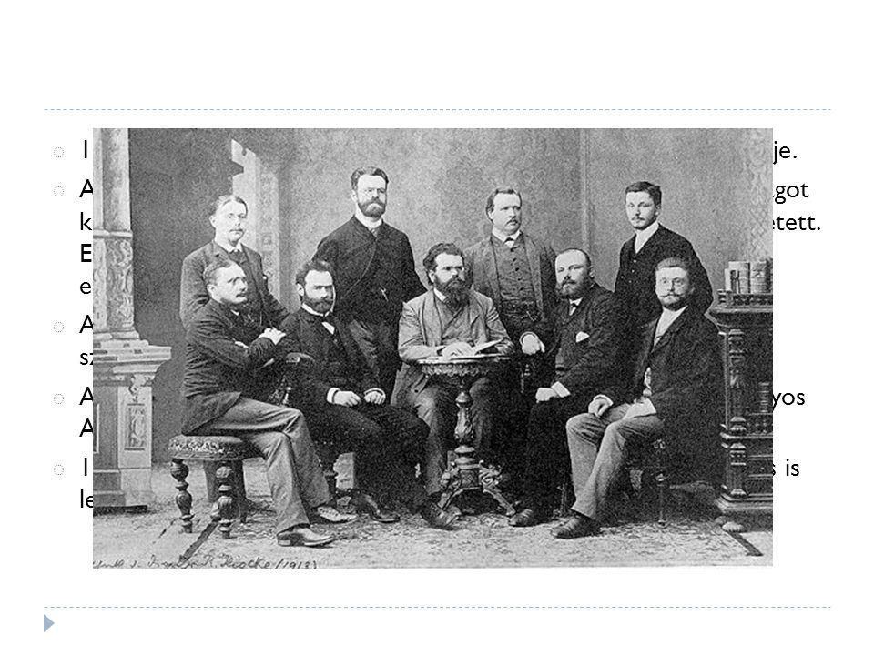 ◌ 1876-ban visszatért Grazba, mint a kísérleti fizikai intézet vezetője.