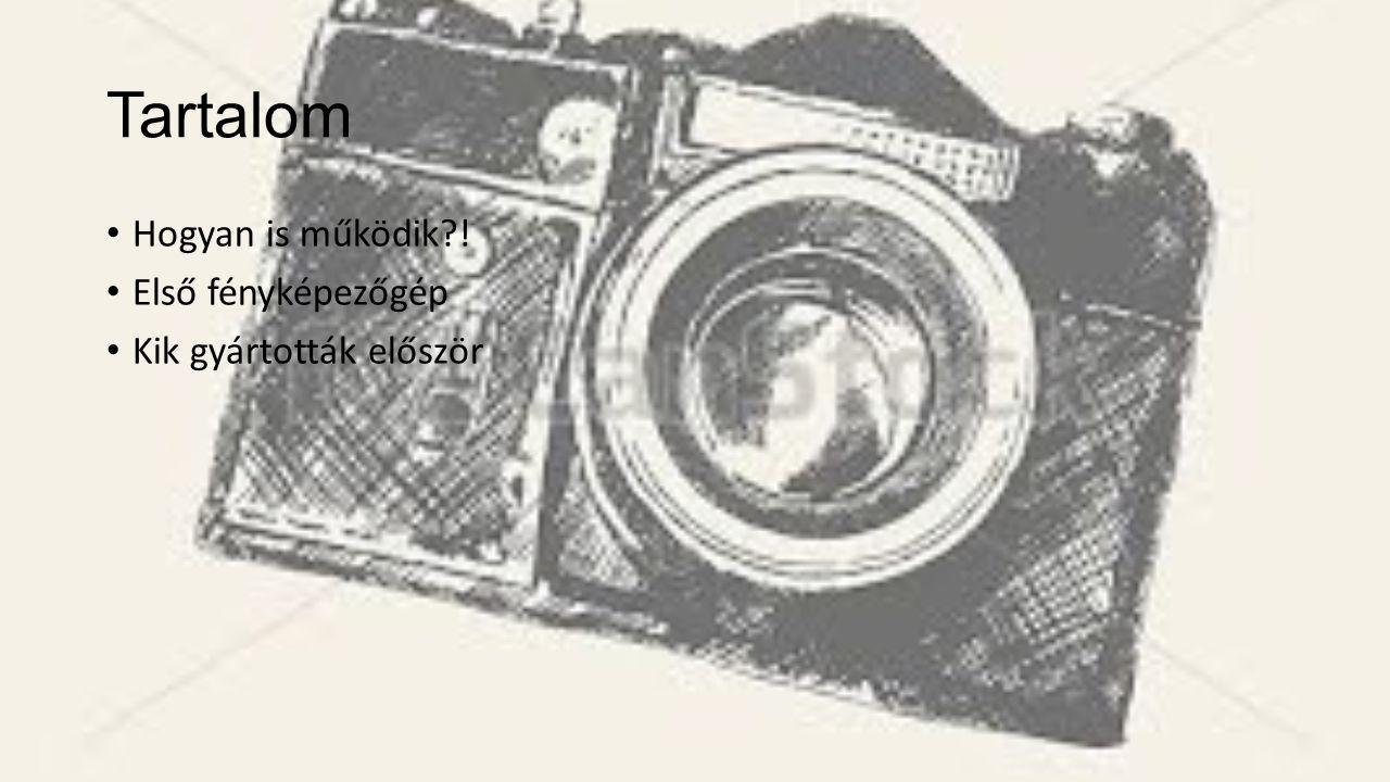 Hogyan működik A tükörreflexes fényképezőgépben a fényképész az objektíven keresztül, közvetlenül látja a kompozíciót.