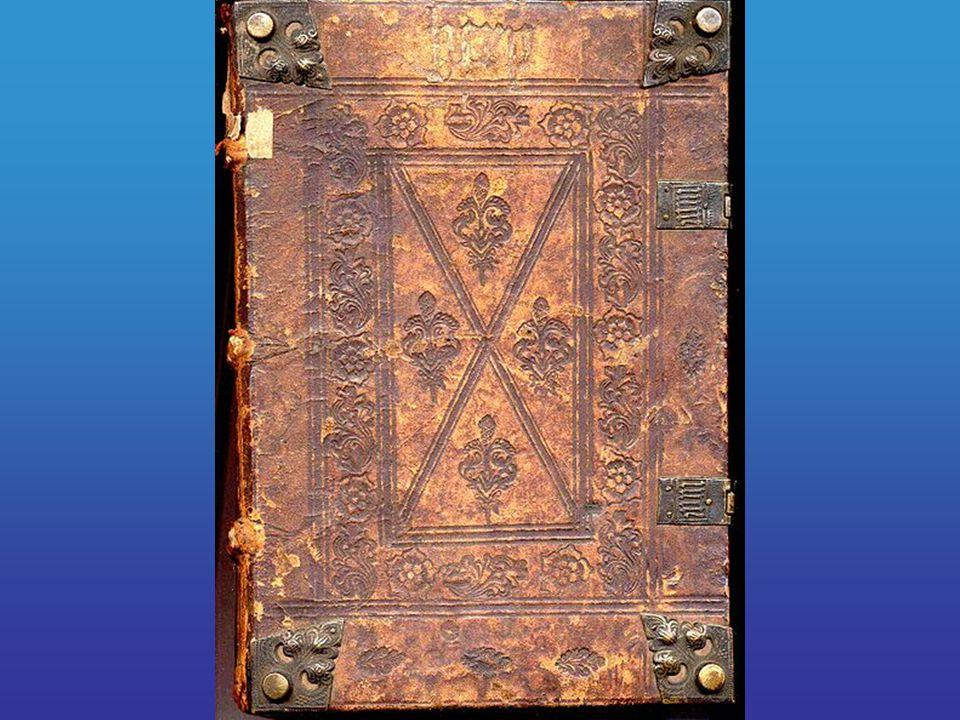 Johannes Gutenberg (1400 körül-1468) könyvnyomtató műhely