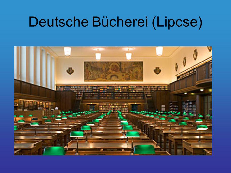 Deutsche Bücherei (Lipcse)