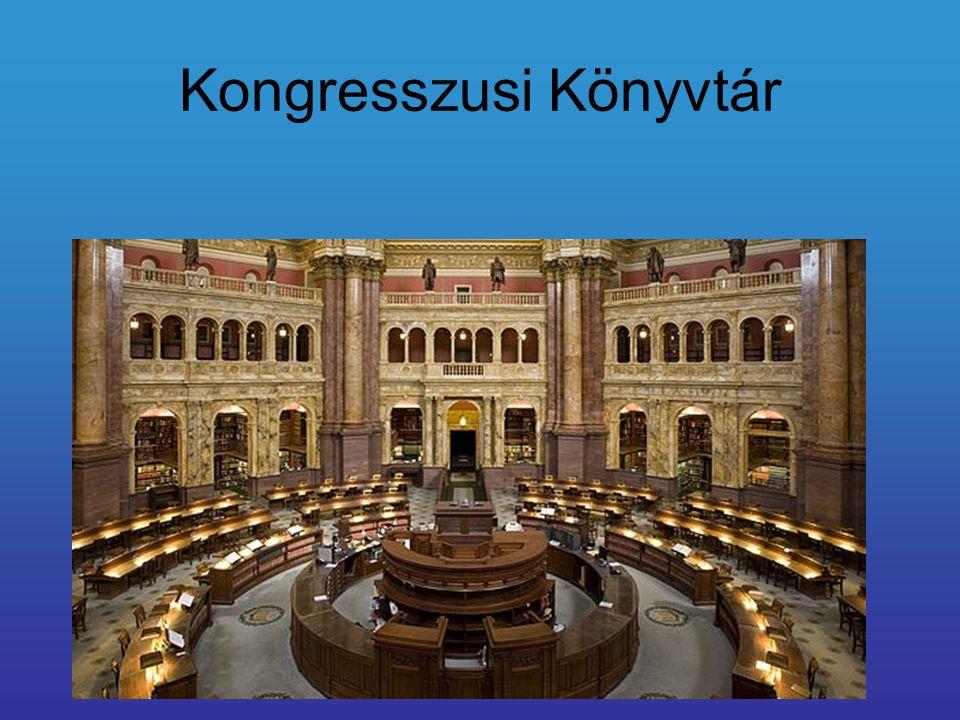 Kongresszusi Könyvtár
