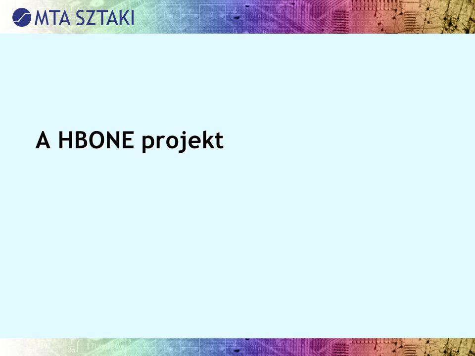 A HBONE projekt