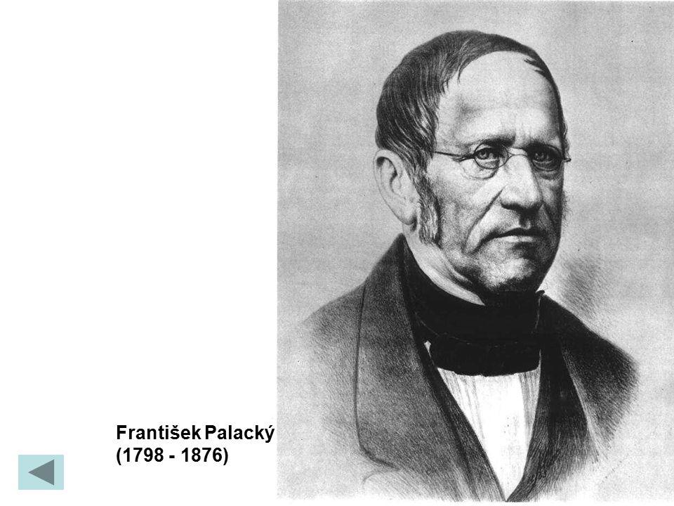 František Palacký (1798 - 1876)