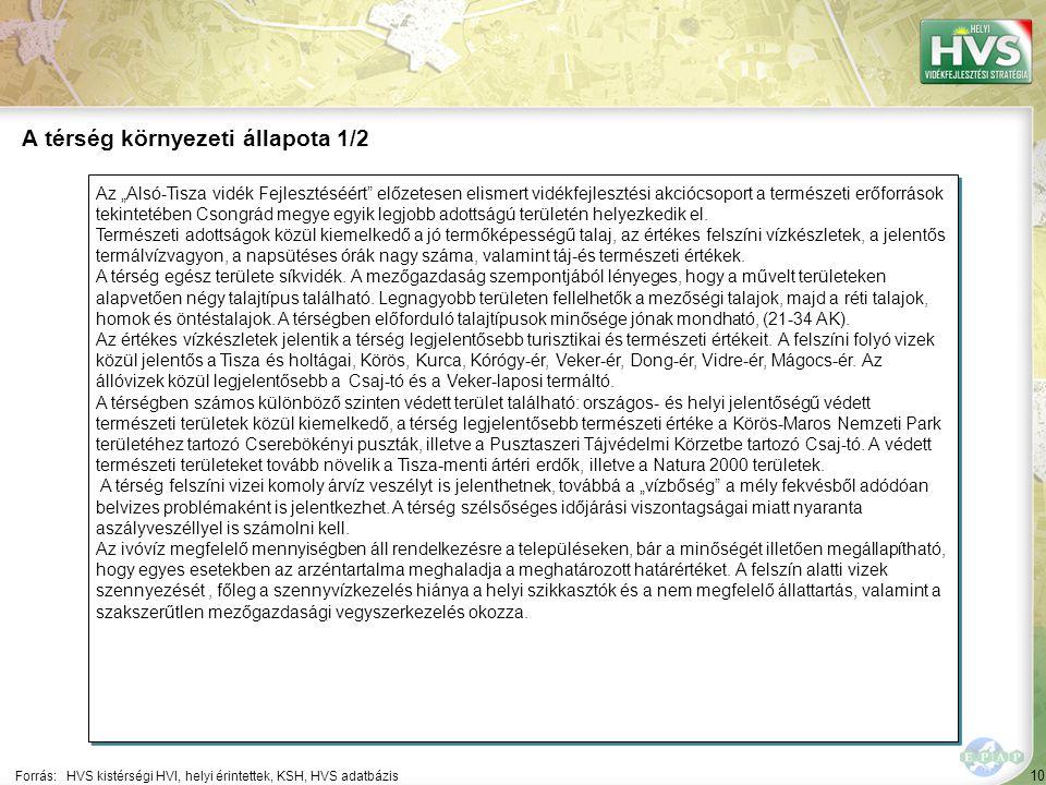 """10 Az """"Alsó-Tisza vidék Fejlesztéséért előzetesen elismert vidékfejlesztési akciócsoport a természeti erőforrások tekintetében Csongrád megye egyik legjobb adottságú területén helyezkedik el."""