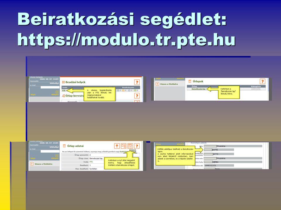 Usernév: EHA kód Usernév: EHA kód -az etr -hez Felhasználói név -pénztári befizetésekhez -az Egyetemi Könyvtár részlegeiben azonosításhoz -Jelszó: a f