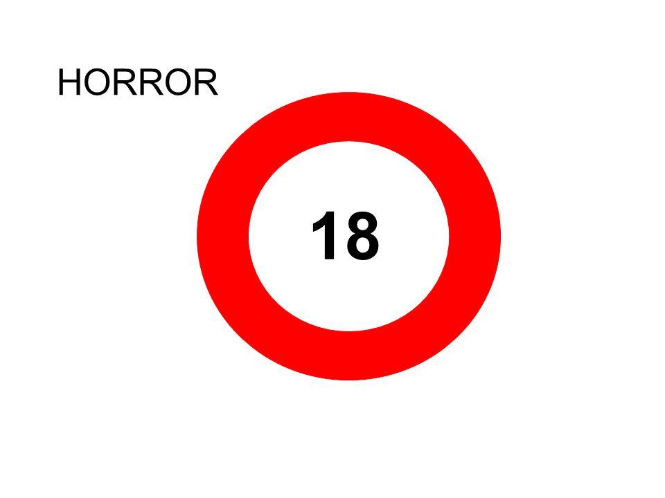 18 HORROR