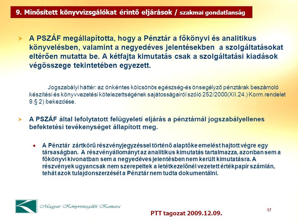 17 PTT tagozat 2009.12.09.