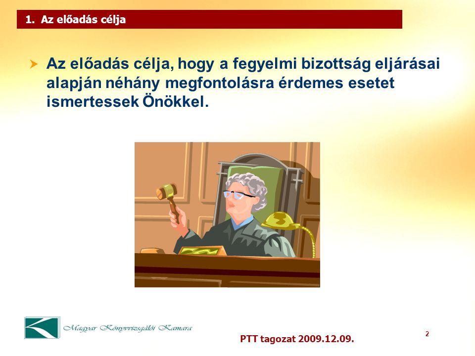 2 PTT tagozat 2009.12.09.