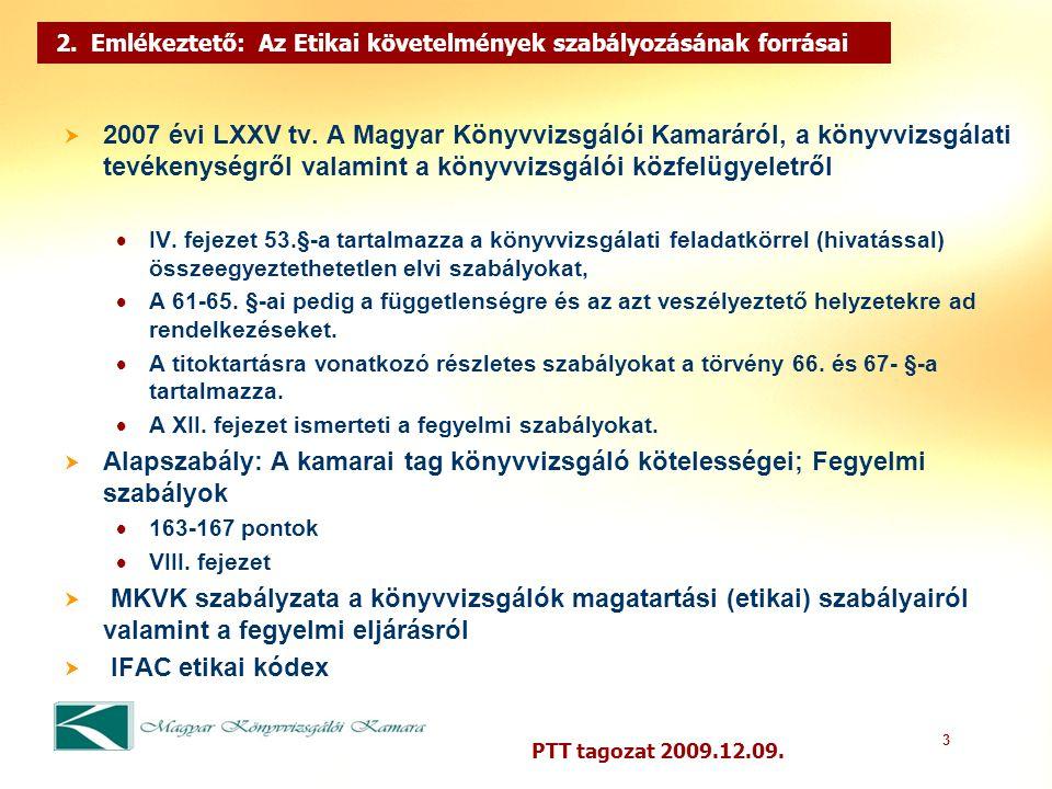 3 PTT tagozat 2009.12.09.