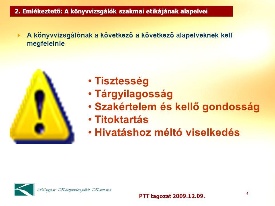 4 PTT tagozat 2009.12.09. 2.